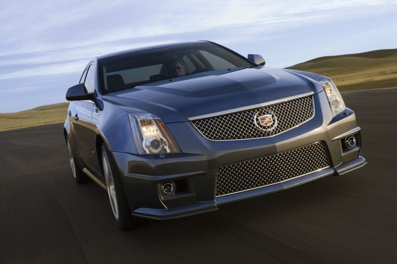 2009 cts v performance reaches the stratosphere kass. Black Bedroom Furniture Sets. Home Design Ideas