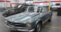 Mercedes 280SL - Classic Car Repairs
