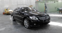 Mercedes CL500 - Panel Beating Services