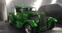 Ford Hotroad 1929 - Vintage Car Restoration