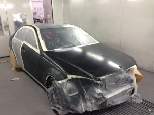 Car Paint Repairs & Spray Painting