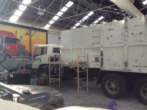 Truck Accident Repairs