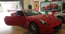 Ferrari - Automotive Spray Painting Services