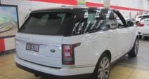 Range Rover Vogue - Panel Beating & Auto Restoration